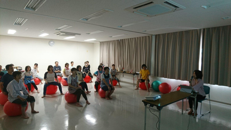 体力メンテナンス講座